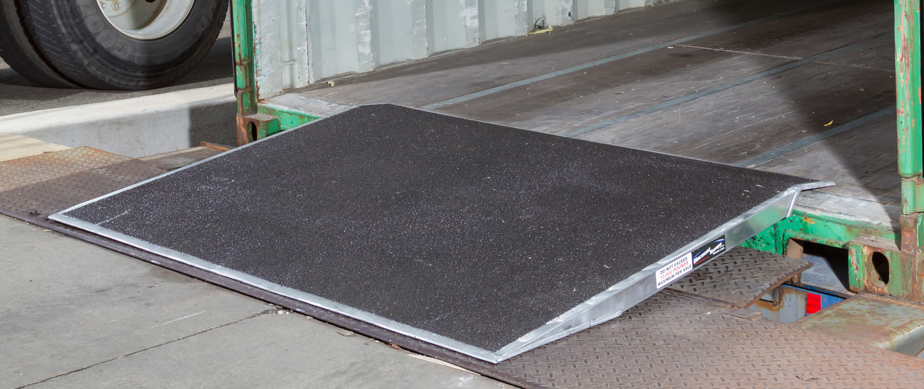 Container Ramps Heavy Duty Ramps Llc