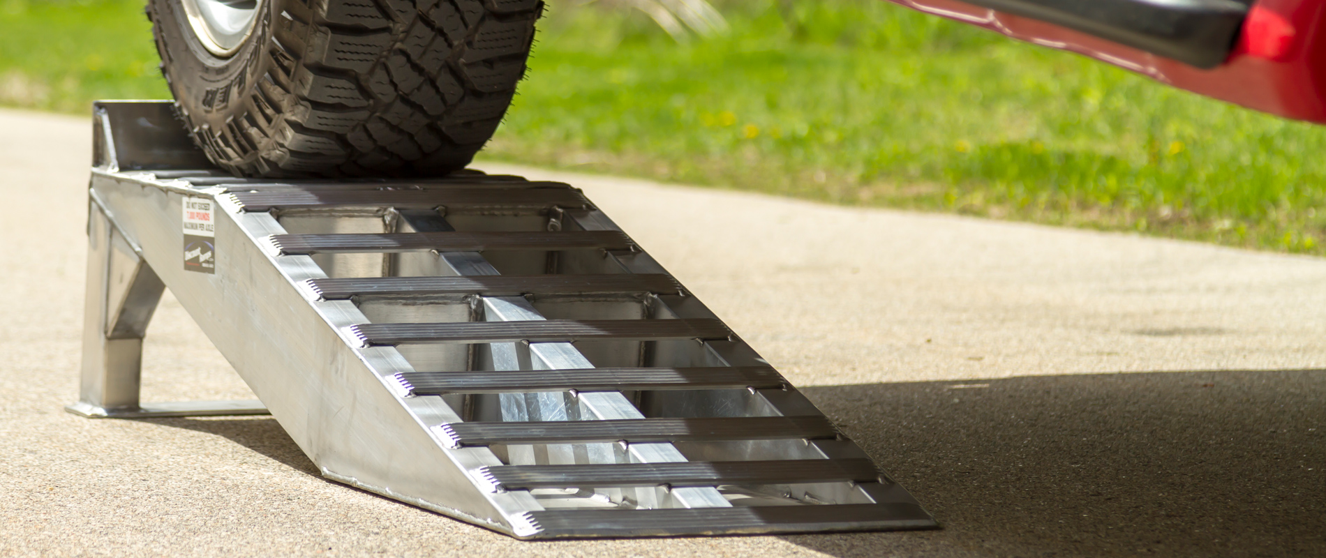Service Ramps Heavy Duty Ramps Llc